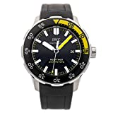 IWC Aquatimer Mechanical (Automatic) Black Dial Mens Watch IW3568-08 (Certified Pre-Owned)