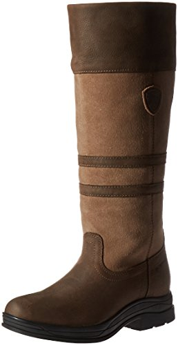 Image of Ariat Women's Ambleside H2O Country Boot, Flaxen, 8.5 B US