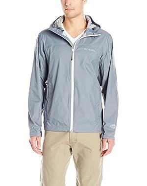 Men's Evapouration Jacket, Grey Ash, Medium