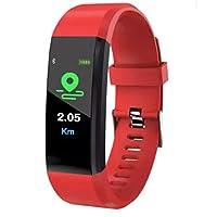 Smart Watch 115 Plus Heart Rate Fit Bit Smart Band Bracelet TFT Color Screen Smart Watch