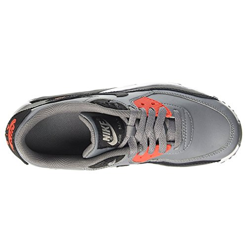 Nike Air Max 90 Ltr Gs - zapatos de gimnasia Niños Black Grey
