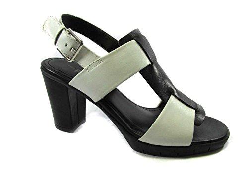 The Flexx - Sandalias de vestir de Piel para mujer blanco