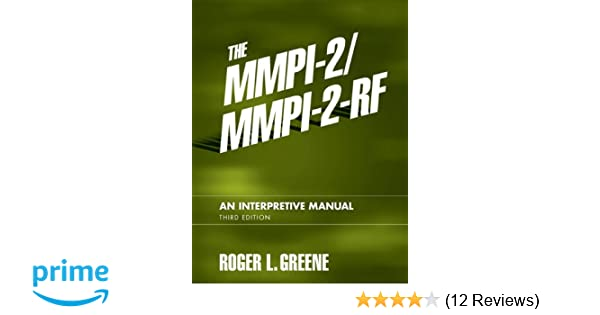 Amazon the mmpi 2mmpi 2 rf an interpretive manual 3rd amazon the mmpi 2mmpi 2 rf an interpretive manual 3rd edition 9780205535859 roger l greene books fandeluxe Images