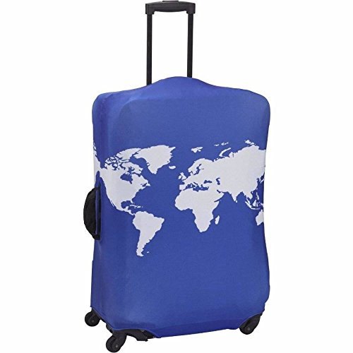 american-tourister-luggage-cover-cobalt-blue-world-map-fits-24-to-27-suitcase