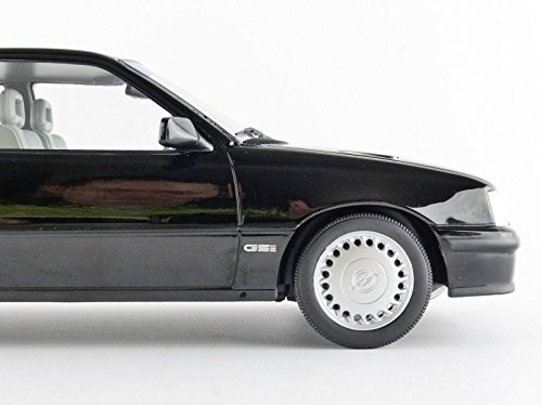 Amazon.com: 1987 Opel Kadett GSI Black 1/18 by Norev 183612: Toys & Games