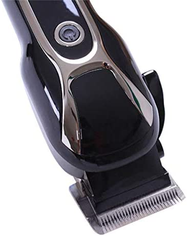 Wallfire Hair Clipper for Men, Professional Cordless Electric Hair Trimmer Shaver Cutting Machine with 4 Limit Combs for Family Haircutting, Salon, Barber  ajhKP