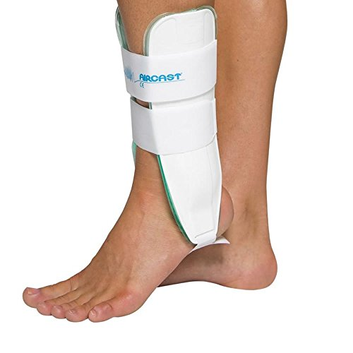 - Aircast Air-Stirrup Light Ankle Support Brace, One Size Fits Most