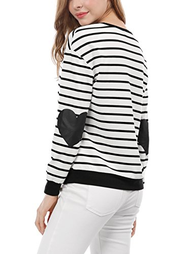 Allegra Womens Contrast Stripes Prints product image