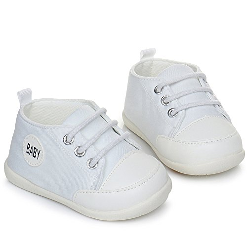 Pictures of Demonda Baby Canvas Casual Sneaker Lace Up 6