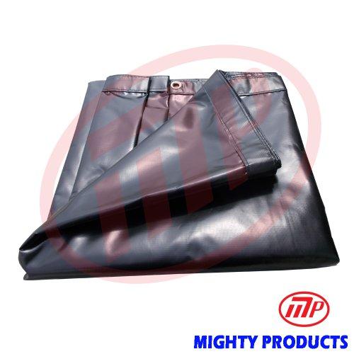 (MT-VT14-B0610) 6 x 10 - 14oz Light Weight, Medium Duty Vinyl Tarp