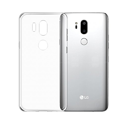 LG G7 ThinQ Case, TopACE TPU Rubber Gel...