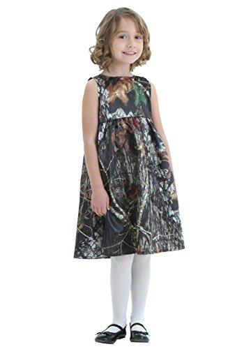 Fun Costumes girls Toddler Mossy Oak Flower Girl Dress 2T (Toddler Mossy Oak Flower Girl Dress)