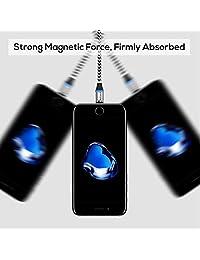 Cable de carga magnético para teléfono, 3 en 1