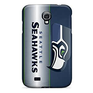S4 Scratch-proof Protection Case Cover For Galaxy/ Hot Seattle Seahawks Phone Case