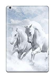darlene woodman Morgan's Shop Hot Style Protective Case Cover For IpadMini 2(white Horses) 2638678J38012085