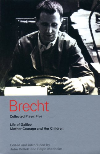 Download Brecht Collected Plays 5 Life Of Galileo Mother Courage And Her Children Bertolt Brecht Pdf Noisiativat