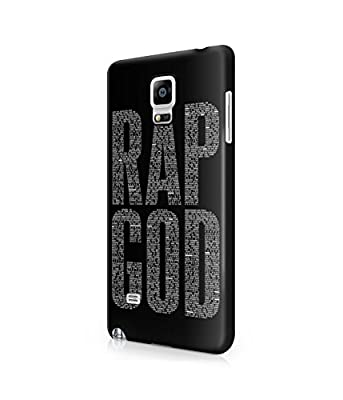 Eminem Rap God Plastic Snap-On Case Cover Shell For Samsung Galaxy Note 4