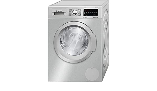 Bosch Serie 6 WAT2448XES Independiente Carga frontal 8kg 1200RPM ...