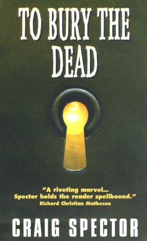 book cover of To Bury the Dead