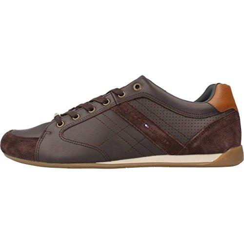 Calzado deportivo para hombre, color marr�n , marca TOMMY HILFIGER, modelo Calzado Deportivo Para Hombre TOMMY HILFIGER REAM 1C Marr�n