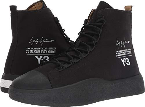 adidas Y-3 by Yohji Yamamoto Unisex Bashyo Black/White 7.5 M UK