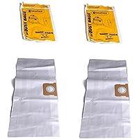 Shop Vac 5,6,8 Galon Catch Paper Bag 3+3 Pk ( 6 Bags )9066100,712sw