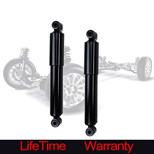 - 2pcs Rear Suspension Gas Strut Shock Assembly For Chrysler Dodge Ram Volkswagen