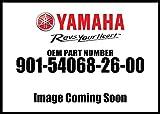 Yamaha 90154-06826-00 Screw, Binding; 901540682600 Made by Yamaha