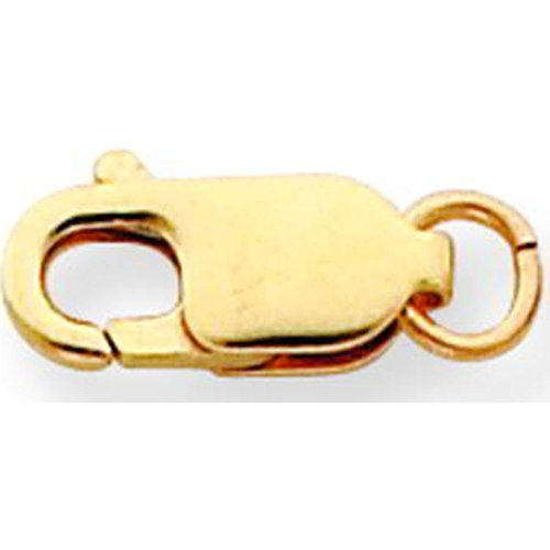 (18K Gold Lobster Clasp)