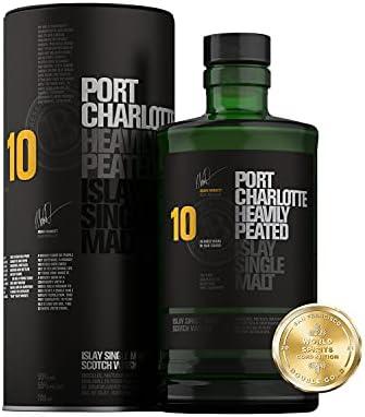 Bruichladdich Whisky Bruichladdich Port Charlotte 10 Años - 70 Cl - 700 ml