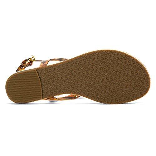 Michael Michael Kors Hazel Jelly Sintetico Sandalo