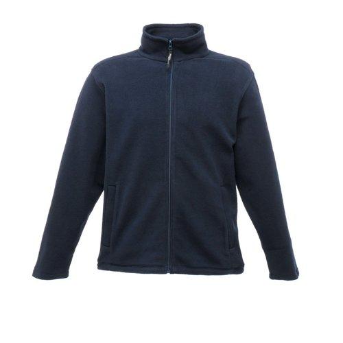 Regatta Mens Micro Full Zip Fleece Jacket Dark Navy: Amazon.co.uk ...