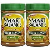 Smart Balance Rich Roast Chunky Peanut Butter, 16