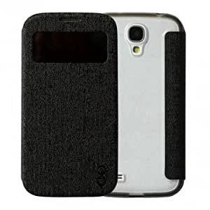 Flip TPU+PC+PU Oracle Leather Case For Samsung Galaxy S4 I9500