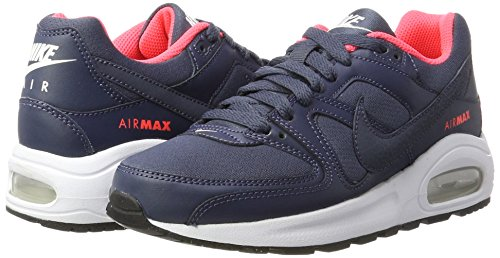 white Max black Air Multicolore hot Bambina Command Flex Blue Scarpe Ginnastica thunder Nike Gs Punch Da q7U5OFFx
