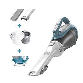 BLACK+DECKER dustbuster Handheld Vacuum, Cordless, 16V (CHV1410L)