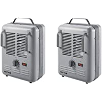 Patton PUH680-N-U Milk-House Utility Heater (2 Pack)
