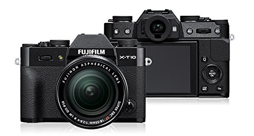 Fujifilm-X-T10-Mirrorless-Digital-Camera-International-Model-no-Warranty