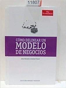 Hardcover Como delinear un modelo de negocios Book