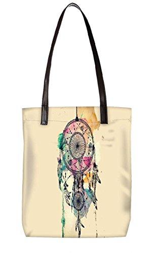 Snoogg Strandtasche, mehrfarbig (mehrfarbig) - LTR-BL-3624-ToteBag