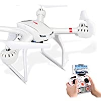 KOOZIMO MJX X101 2.4G 3D Roll FPV Wifi RC Quadcopter Drone Helicopter 6-Axis Toy