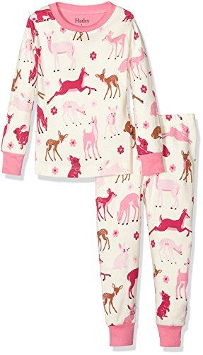 Hatley Girls Printed Pajama Set