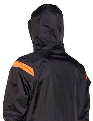 Veste orange Classic Noir Homme 1056 Erima Team PZwUqzxHBW