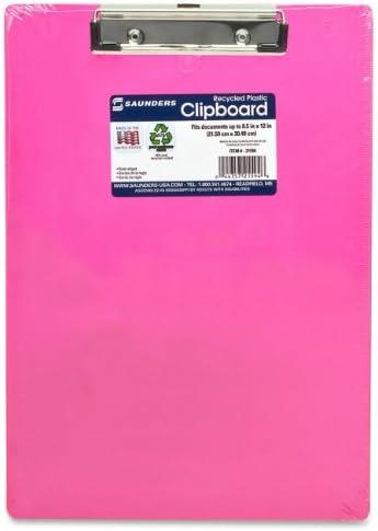 Saunders Plastic Clipboard Profile 21594