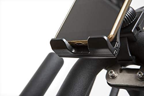 SALTER - 48590 Soporte de Tablet o móvil para Bicicletas de Indoor ...