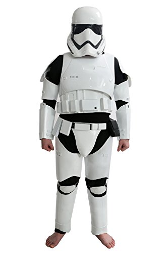 XCOSER Storm Trooper Armor and Helmet Outfit Suit for Adult Halloween (Buy Stormtrooper Outfit)