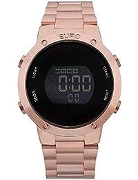 Relógio Feminino Euro Digital Sabrina Eubj3279af/4j Rosê