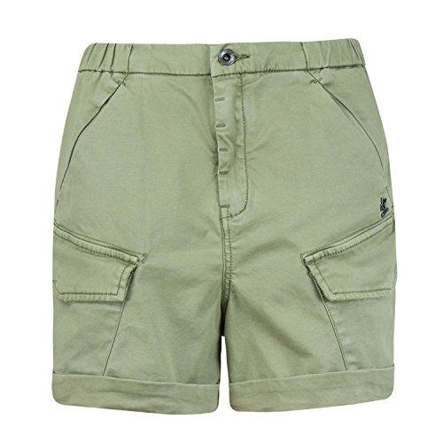 Khujo Damen Shorts, Farbe:olive;Größe:S