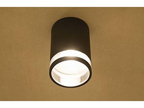Elegante lámpara de techo en antracita Incluye 1 x 12 W E27 ...