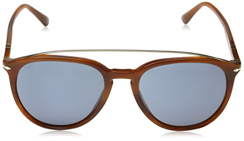Persol Sonnenbrille (PO3159S) Stripped Brown 904656